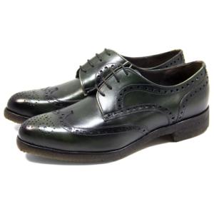 Zapato verde de mujer de Aida Shoe Maker.